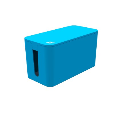 Bluelounge Cablebox Mini Blue - 1
