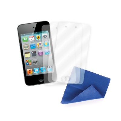 Griffin Screen Care Kit Matte iPod Touch 4G