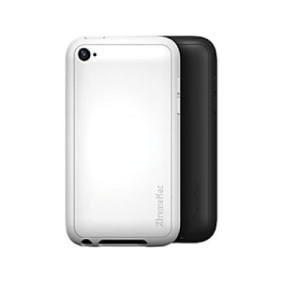 Xtreme Mac TuffWrap 2-Pack iPod Touch 4G Black/White