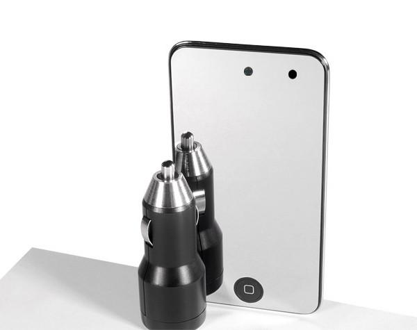 Artwizz Scratch Stopper Mirror iPod Touch 4G - 3