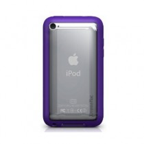 MicroShield Accent iPod Touch 4G Purple - 1