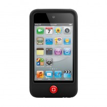 SwitchEasy Silicon Colors iPod Touch 4G Black - 2